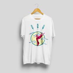 Alfombrilla de ratón corazon